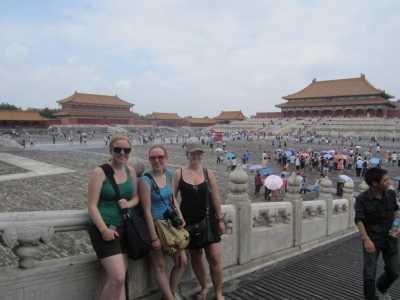 Dag 3 og 4 i Beijing