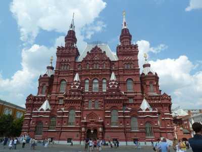 Dag 3 i Moskva