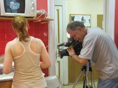 Filming av Hege
